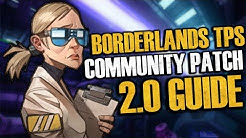 patch borderlands tps