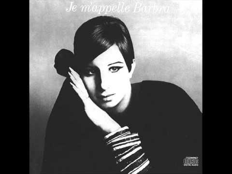 """7- """"I Wish You Love"""" Barbra Streisand - Je M'appelle Barbra"""