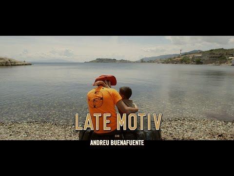 LATE MOTIV - Late Motiv en Lesbos | #LateMotivLesbos
