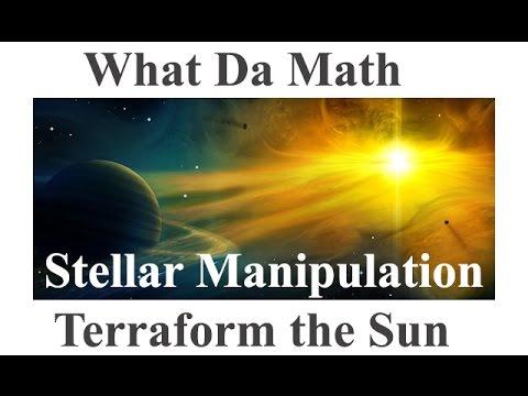 Universe Sandbox 2 - Terraforming ...the Sun?? Solar Manipulation and such