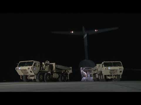 AWESOME : THAAD Terminal High Altitude Area Defense Military Distributions