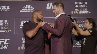 UFC 241: Стердауны