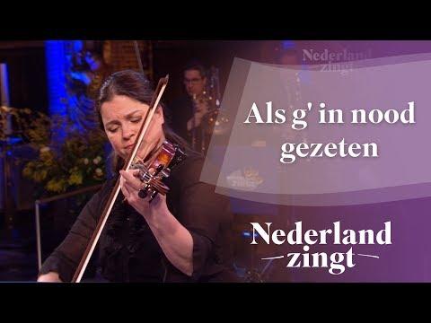 Nederland Zingt: Als g' in nood gezeten