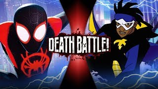 Miles Morales VS Static (Marvel's Spider-Man VS DC's Static Shock) | DEATH BATTLE!