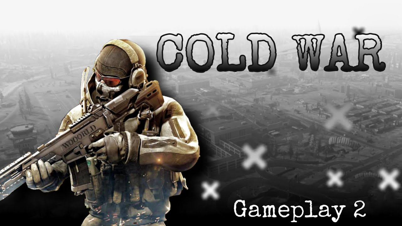 COD Cold War story mode gameplay part 2