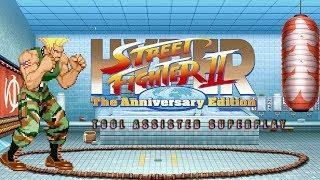 Hyper Street Fighter II - Normal Guile【TAS】