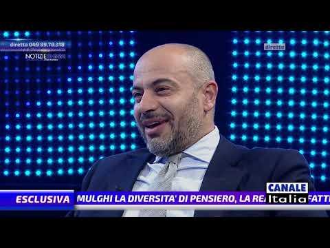 Gianluigi Paragone si racconta a Notizie Oggi Lineasera
