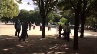 The Art of Pétanque from the streets of Paris
