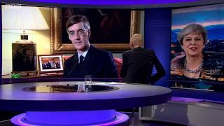 Jacob Rees-Mogg on Newsnight