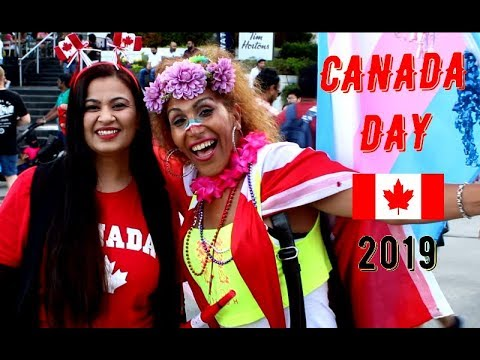 CANADA DAY 2019 | CANADA DAY FIREWORKS | VANCOUVER EVENTS | CANADA PLACE CELEBRATION