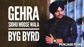 free mp3 songs download - Gehra full song sidhu moose wala