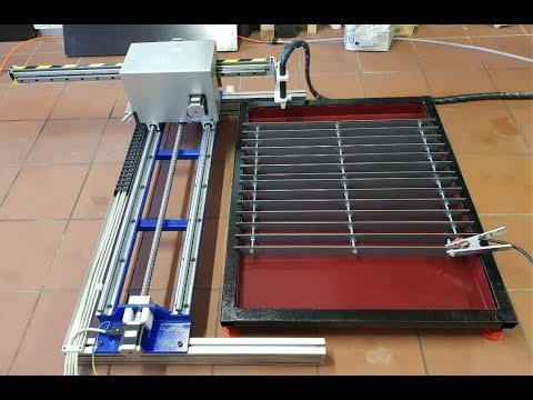 Eigenbau Portable CNC Plasmaschneider