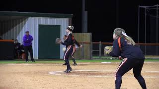 Softball vs University of the Ozarks Highlights