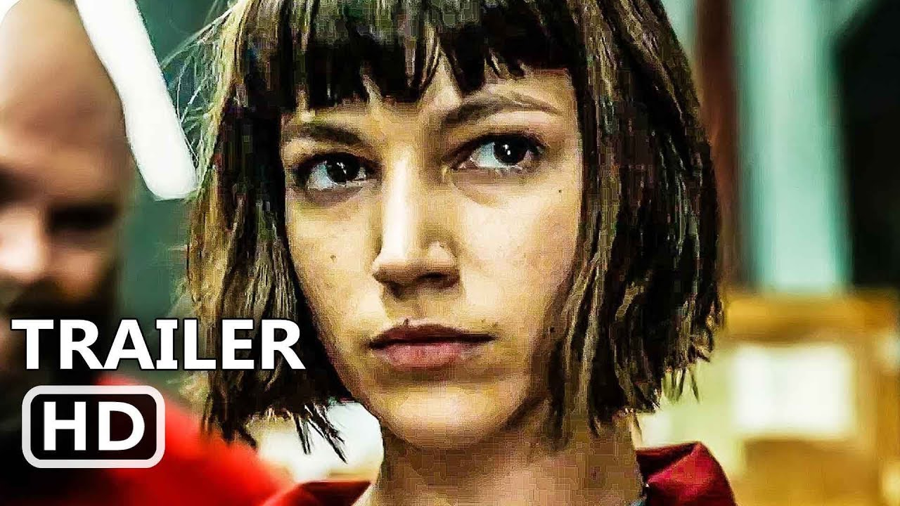 MONEY HEIST Season 2 Official Trailer (2018) Netflix Series HD