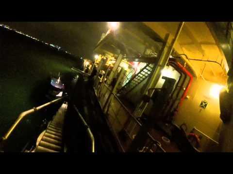 Gangway Boarding vessel