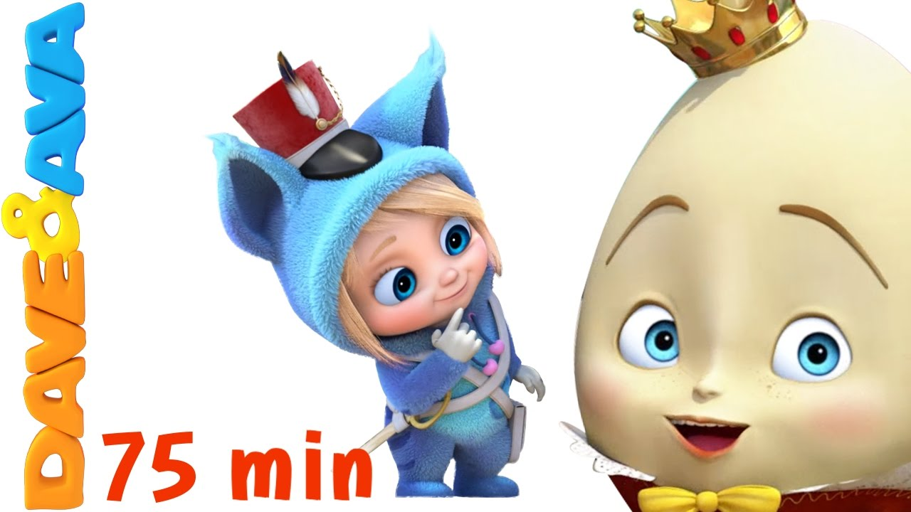 Download 🏵 Nursery Rhymes Collection | Nursery Rhymes and Baby Songs from Dave and Ava 🏵