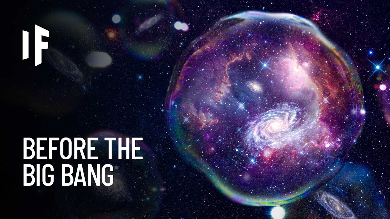 What If the Big Bang Wasn't the Beginning of the Universe?