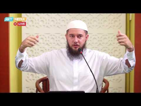 [LIVE] Defence Against Satan's Tactics - 05 - by Ustaz Shareef El-Arbi