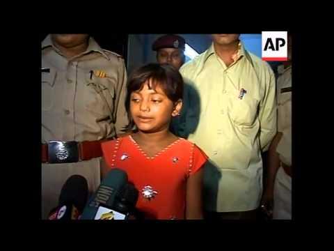 Shanty home of second Slumdog star is flattened by Mumbai city authorities.