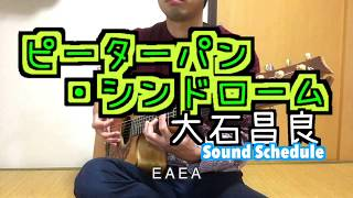 Tuning 2音半下げ key -4 Original key Tuning Half Down 大石昌良氏の...