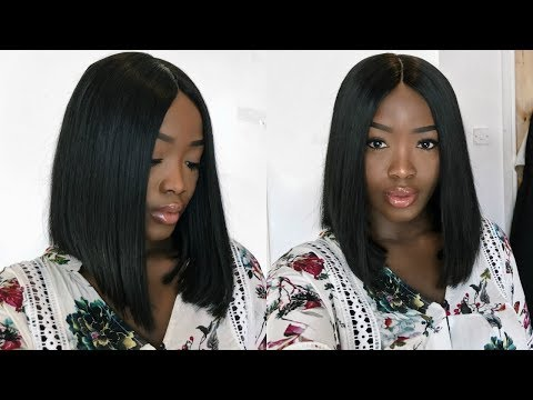 HOW TO MAKE A BOB WIG FROM START TO FINISH | BEGINNER FRIENDLY| FreeBornNoble