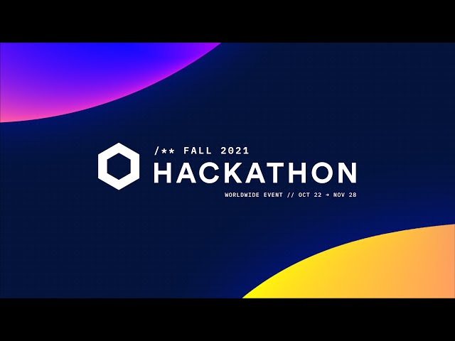 Everything You Need to Know About the Chainlink Fall 2021 Hackathon
