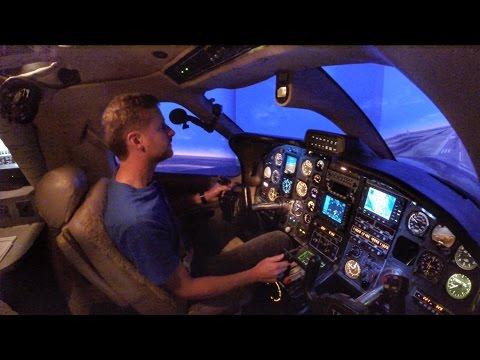 Flight VLOG - Single Pilot Emergency Landings