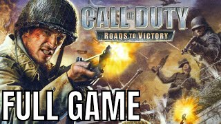 Call of Duty: Roads to Victory - Full Game Walkthrough (No Commentary Longplay)