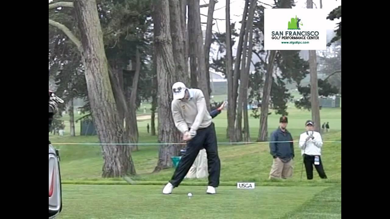 Louis Oosthuizen Golf Swing (Driver) - YouTube
