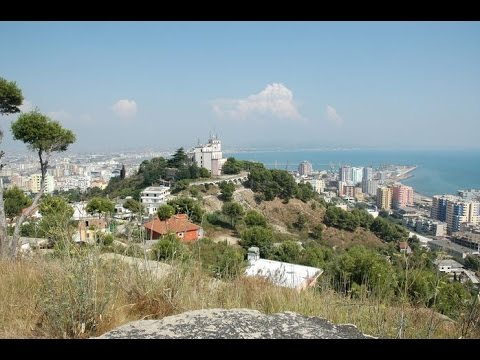 Durrës - The second largest city of Albania located on the central Albanian coast