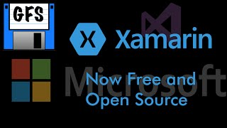 Microsoft release Xamarin both Free and Open Source