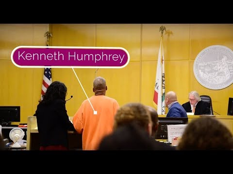 "The Day Mr. Kenneth Humphrey (of Landmark ""Humphrey Decision"") is Finally Released"