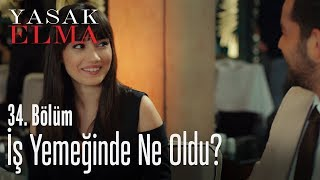 Hakan ve Zeynep'i bekleyen tehlike! - Yasak Elma 34. Bölüm