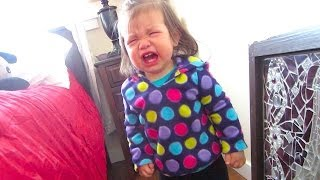 Baby Tantrum - March 26, 2014 - itsJudysLife Daily Vlog