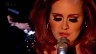 Adele - Turning Tables (Live at The Jonathan Ross Show) 2011