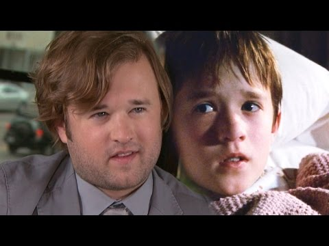 Haley Joel Osment Is All Grown Up ... And Playing a Bad Guy?