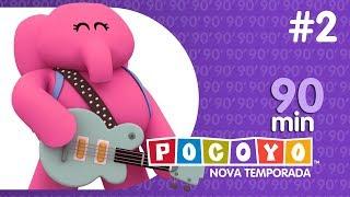 Pocoyo | NOVA TEMPORADA (4) |90 minutos com Pocoyo! [2] thumbnail