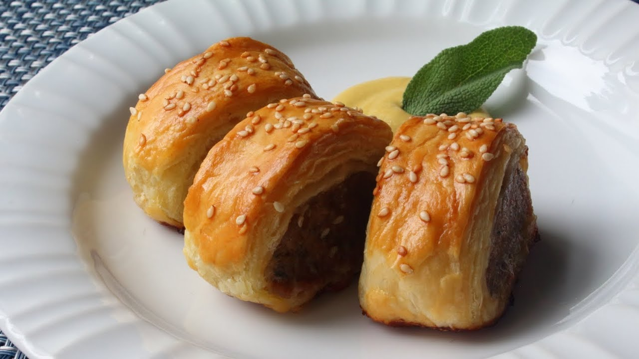 Sausage Rolls Recipe How To Make Sausage Rolls Youtube