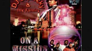 DJ Squeeky & The Family - On A Mission - Death To You Playa Hata
