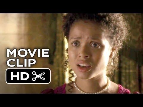 Belle Movie CLIP - You Are Beneath Him (2014) - Gugu Mbatha-Raw Movie HD