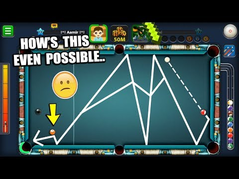 Can You Explain This 8 Ball Pool Shot's THOUGHT PROCESS? (i bet you cant)