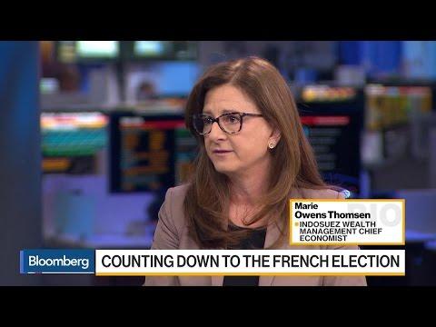 Indosuez's Thomsen Says French Election Is Unprecedented
