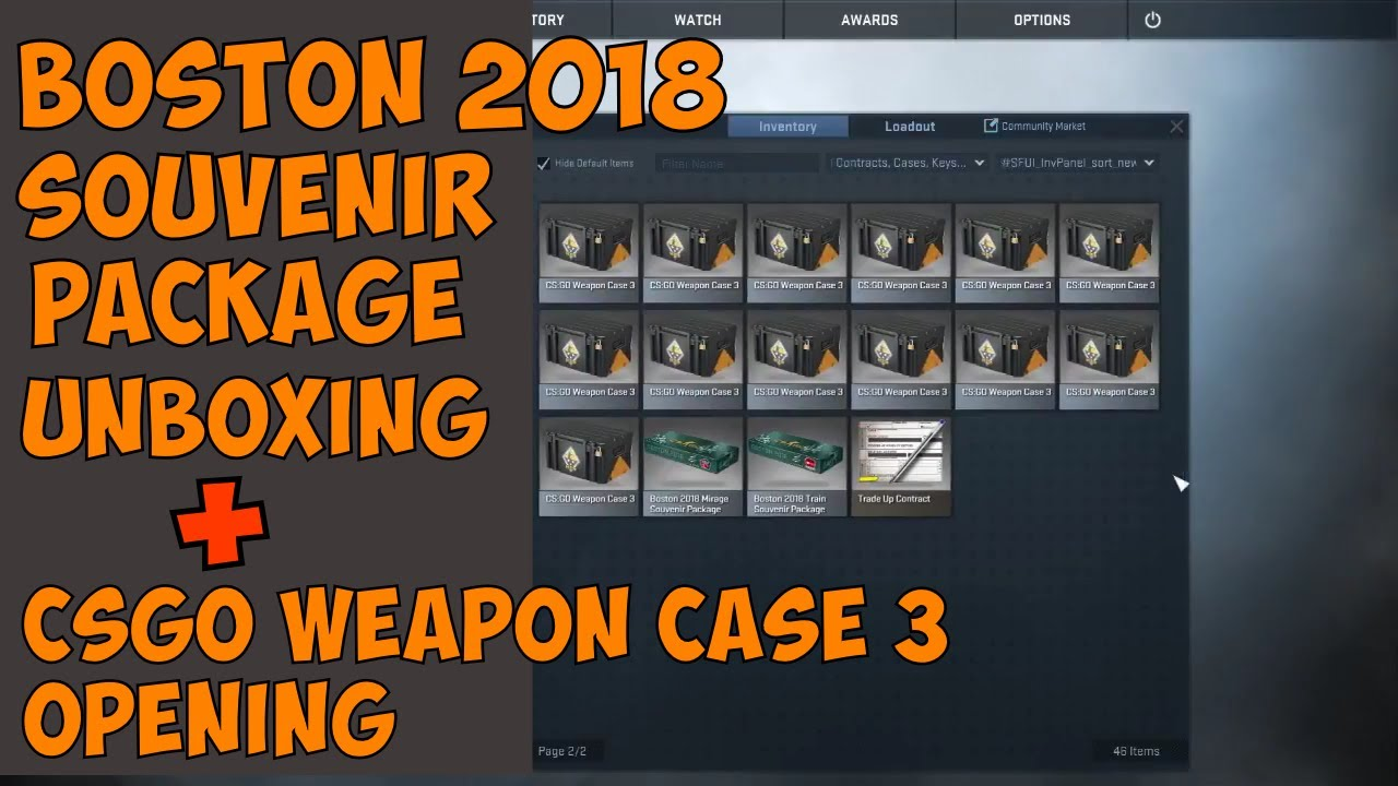20 csgo weapon case