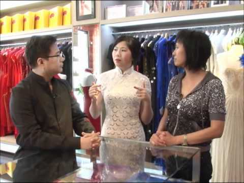 CFG Boutique with Sidney Ng interview Ep 1 on Sino TV (217 Centre Street)