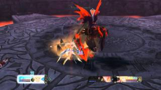 Tales Of Zestiria Salamander Boss Shrine Of Fire Trial