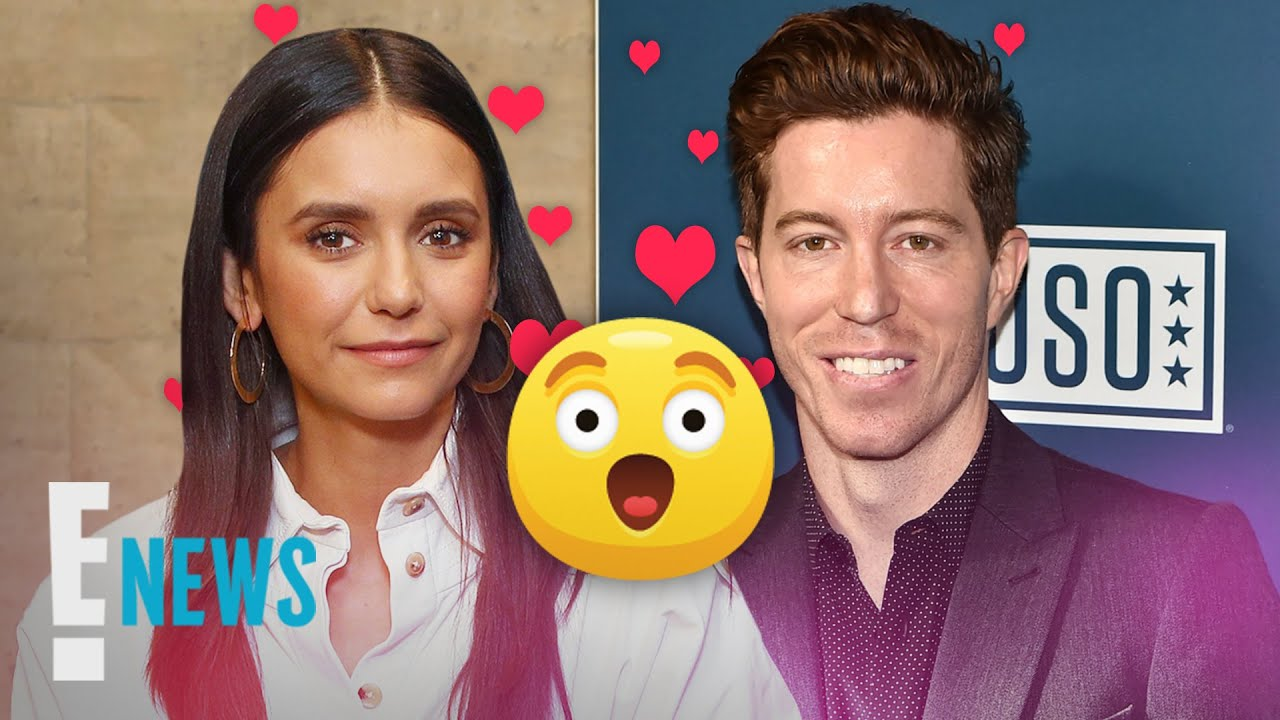 New couple Nina Dobrev and Shawn White become Instagram official