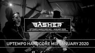 Uptempo Hardcore Mix by Basher | January 2020