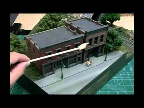 Painting Realistic Colors / DPM Kits – Part 6/21 – Woodland Scenics