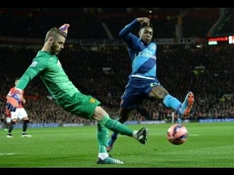 DON'T LOOK BACK IN ANGEL - Man United 1 Arsenal 2
