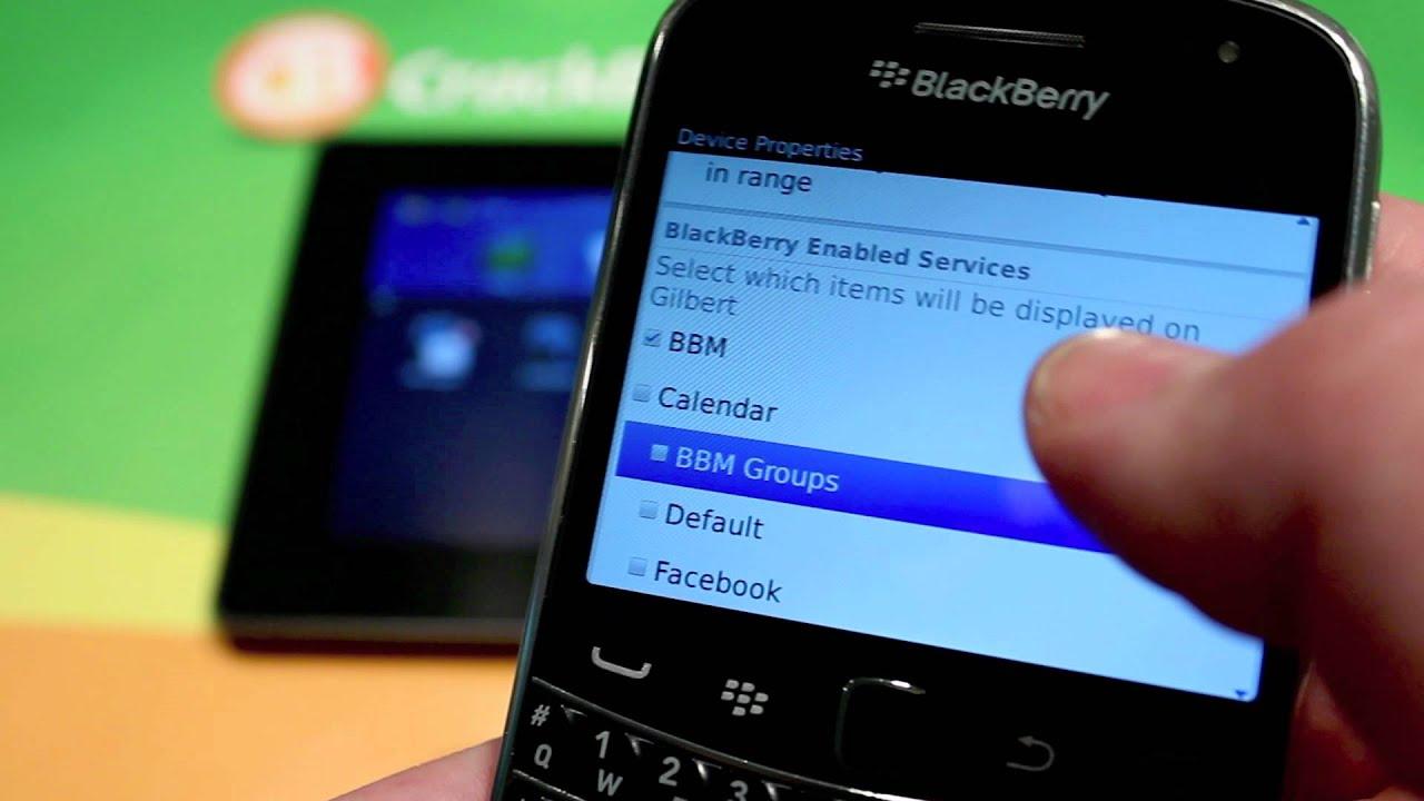 Blackberry Ltd Bbm